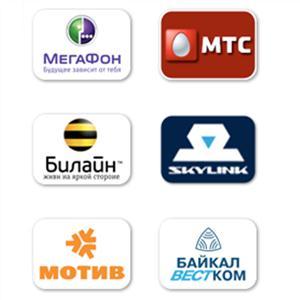 Операторы сотовой связи Северска