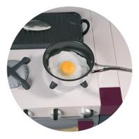Бар-бильярдная Упрямый шар - иконка «кухня» в Северске